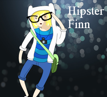 Hipster Finn the human by EmilysDiary