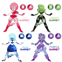 [POINTS] GARNET ADOPTS 1 (CLOSED)  0/4 by FlareViper