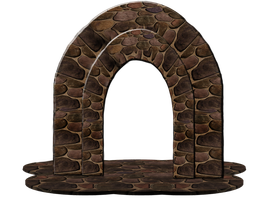 Png Archway by Moonglowlilly