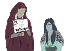 0 Days Since Our Last Nonsense by NixieGenesis