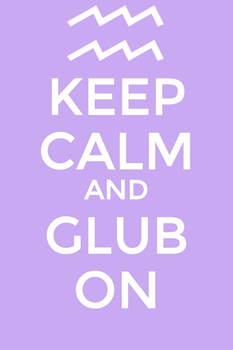 keep calm and glub on by hannieo