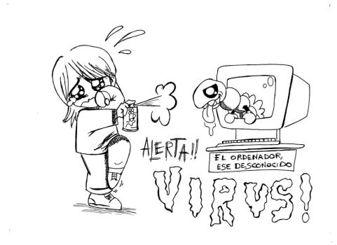 Virus by Silwy-whisky