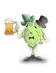 Commission: Beer Snob Logo by Fireberd904