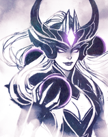 syndra by justduet