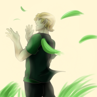 Ninjago: Lloyd by witch-girl-pilar