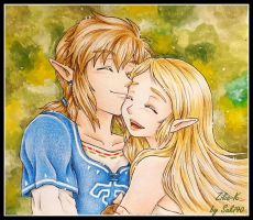 Beyond time. Zelink by zilia-k