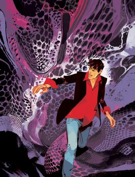 DYLAN DOG 381 Cover by GigiCave