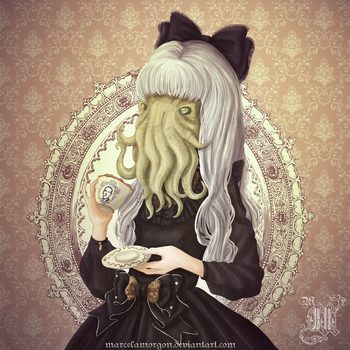 Cthulita by MarcelaMorgon