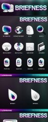 Briefness icons by JOMMANS