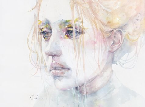 imaginary illness by agnes-cecile