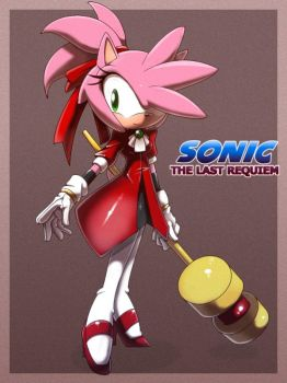 Amy Rose +TLR+ by nancher