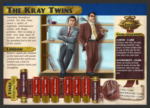 Kray Twins by Erebus-art