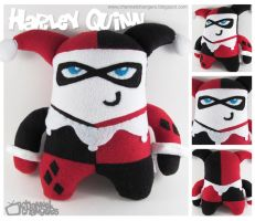 Harley Quinn by ChannelChangers