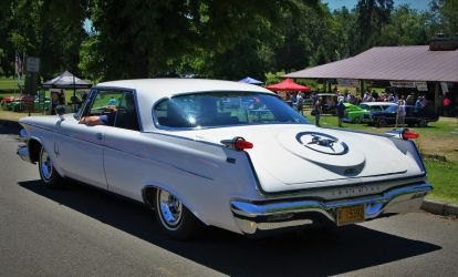 1962 Chrysler Imperial by finhead4ever