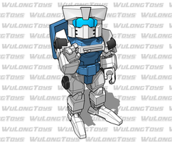 MiniBot - Disposal (MTMTE Tailgate) by wulongti