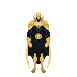 MyDCU2: Justice League Reserves: Doctor Fate by BSDigitalQ