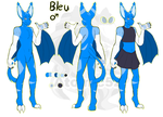 Bleu Reff .:Comm:. by Atomic52
