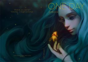 One Day Charity Artbook Cover by Tsvetka