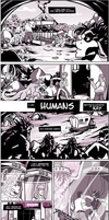 Humans by Kayzig