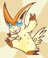 Brush Victini