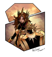 Leona Collab! by Guava-Pie
