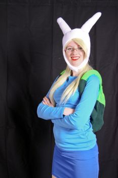 Fionna the Human Girl Cosplay by neocarleen
