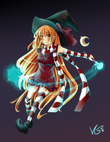 little witch 2.0 by Kohane-chan
