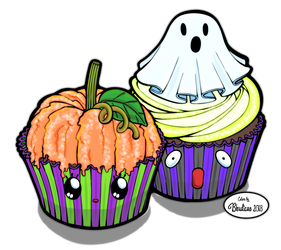 Spooky Sweets by bhudicae