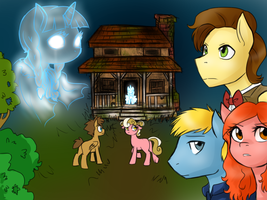 Doctor Whooves: Hansel and Gretel by JitterbugJive