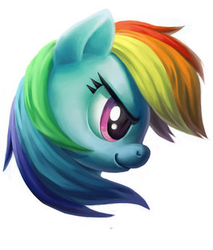 Let's Rainbow Dash by Forever-Pegasister
