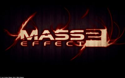 Mass Effect 2 Wallpaper by RedAndWhiteDesigns