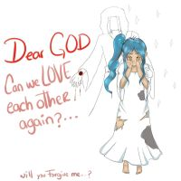 Dear GOD: Can we? by ItsaboutChrist