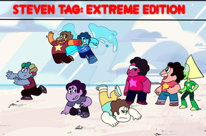 Steven Tag: EXTREME EDITION by GCBomniverse
