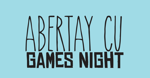 Games Night Banner by Zzebodiah