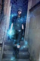 Final Fantasy XV - Noctis - Power by Krisild
