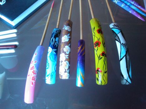 Long Nail Arts by KilyDei