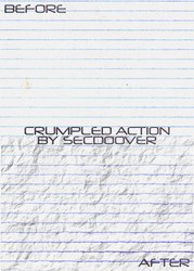Crumpled Action by secdoover-resources