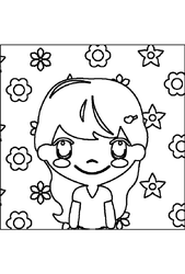 Cute Coloring Pages by stacylyn