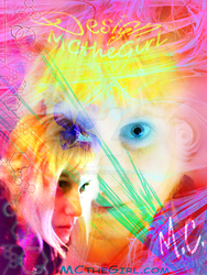 MCtheGirL Designed +Random Rainbows Digitized