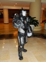 War Machine Anime USA 2013 by bumac