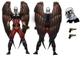 U.S. Eagle Color Preview by gwdill