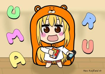 Umaru Chan! by Alex-Redfield