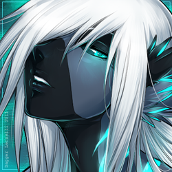 Eros Icon by Majime