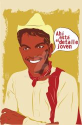 Cantinflas by LordCoatl