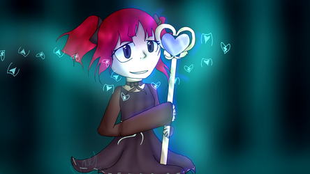 Possesion with Symbols (fanart for Cheese Cake G+) by freddy225