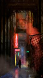DOWN_THE_STREET by donmalo