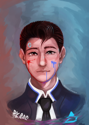 Sent by CyberLife by EverlastingDerp