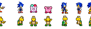 Koopa conversions by boomerbro6
