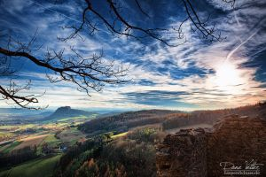 From castle to castle by LinsenSchuss