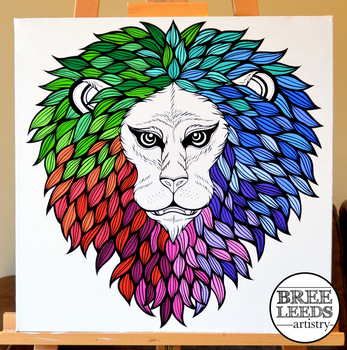 Mane - revised by Bree-Leeds